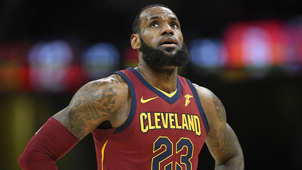 How the 2018 NBA Playoffs Could Impact LeBron's Free Agency article feature image