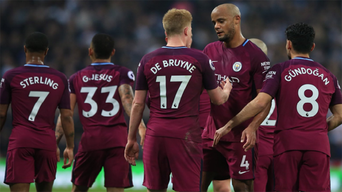 Manchester City's Strike Force Goes to Russia article feature image