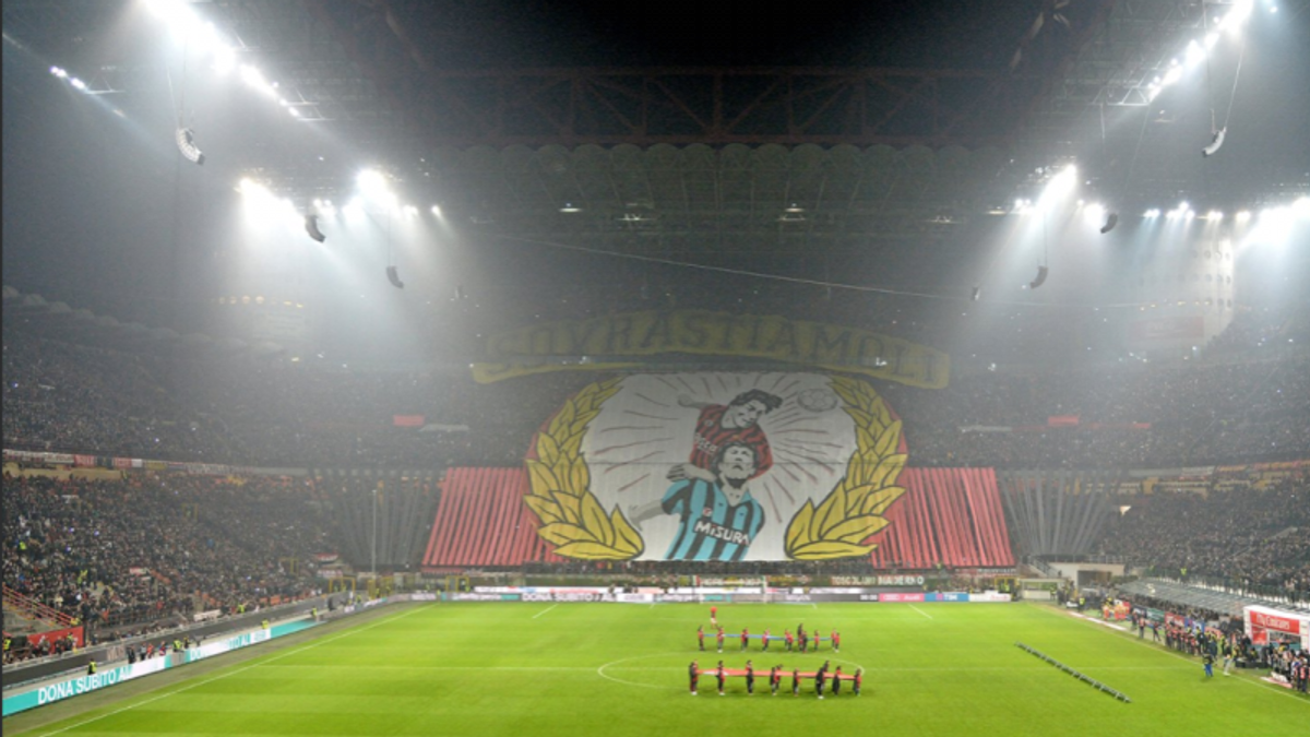 Serie A: Milan Derby Figures to be a Cagey Affair article feature image