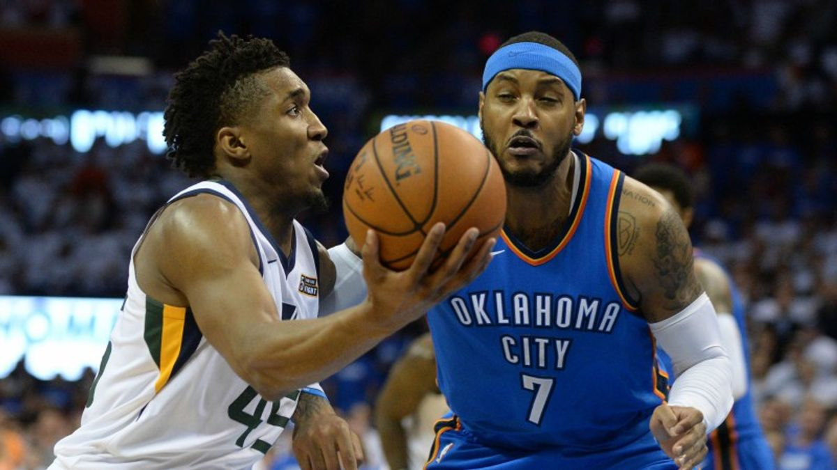 Follow the Money to Find Thunder-Jazz Betting Value article feature image