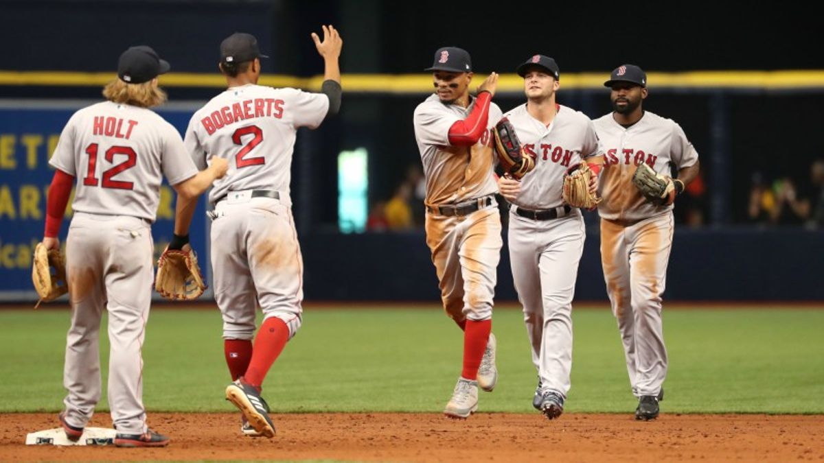 Astros, Red Sox Lead Monday's Most Popular Public Bets article feature image