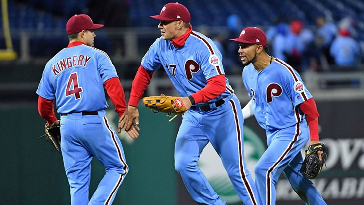 MLB Betting Notes: Phillies vs. Diamondbacks aka the Inexplicable NLCS Preview article feature image