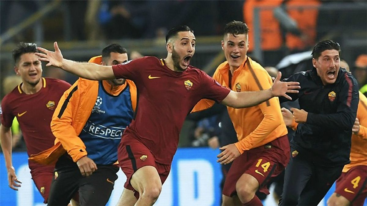 Rome Derby Betting: Stakes Are High Between Roma and Lazio article feature image