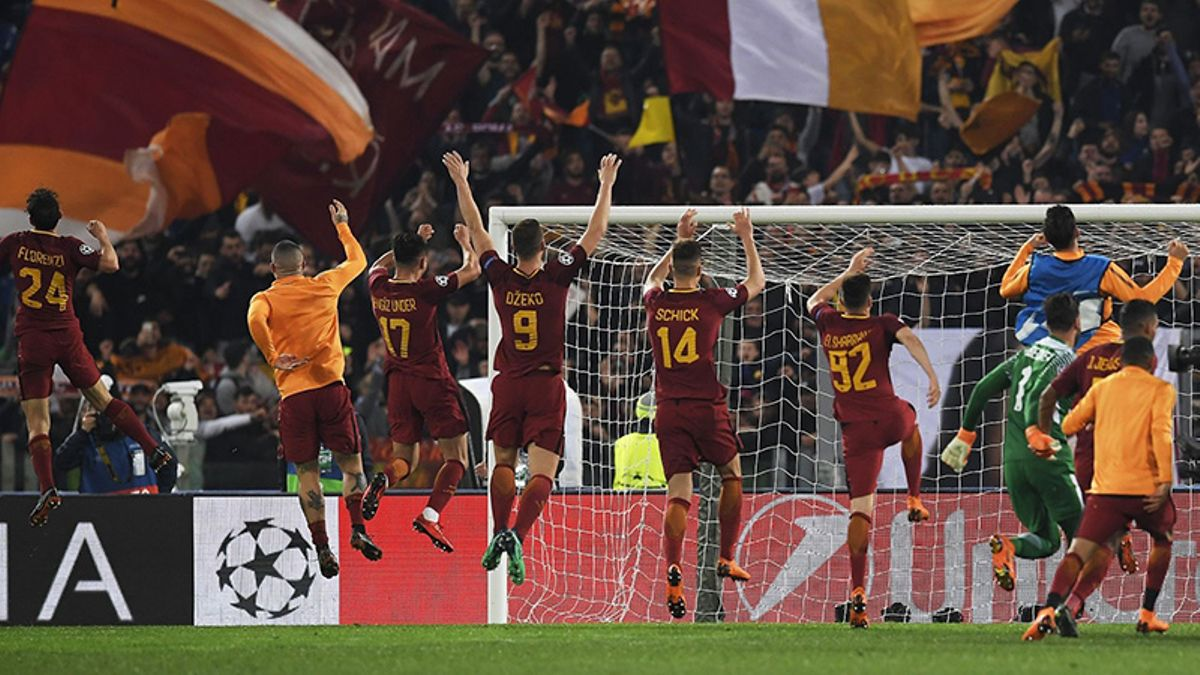 Champions League: Sizing Up Roma's Chances To Upset Liverpool article feature image