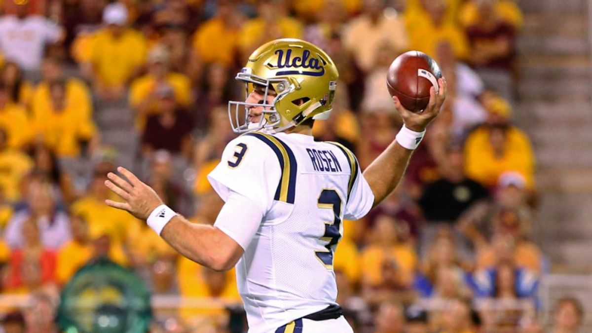 When Should NFL Teams Draft Their Next Franchise Quarterback? article feature image