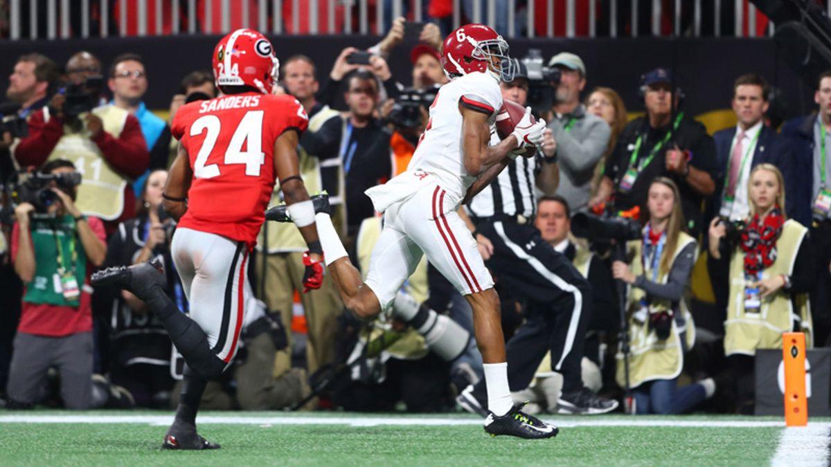 Alabama, Georgia Lead 2018 SEC Regular Season Win Totals article feature image