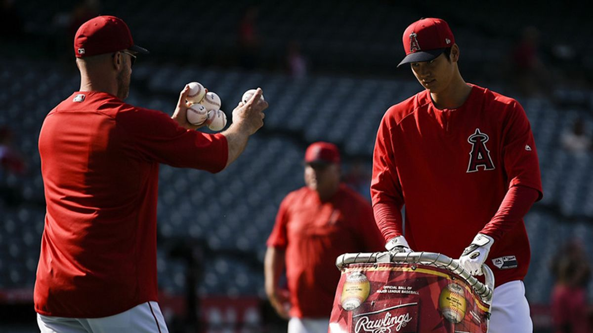 MLB Betting Notes: The Shohei Must Go On article feature image