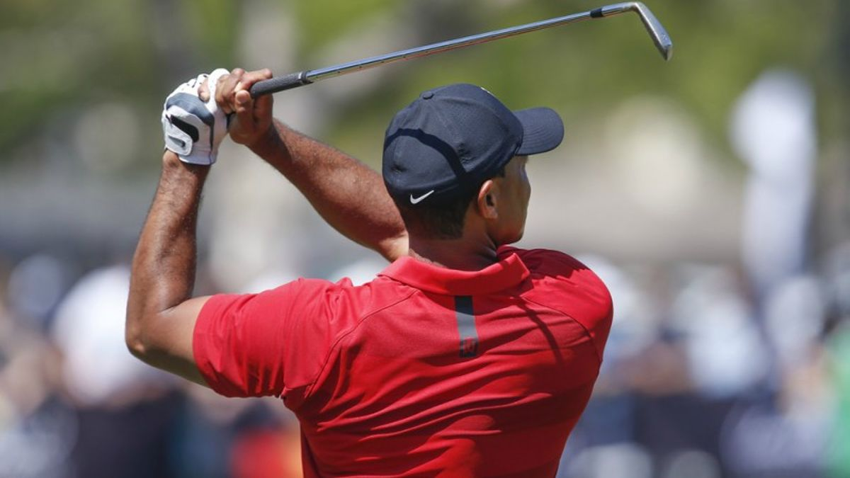 Tiger Woods at the Masters Changes Everything for a Bookmaker article feature image
