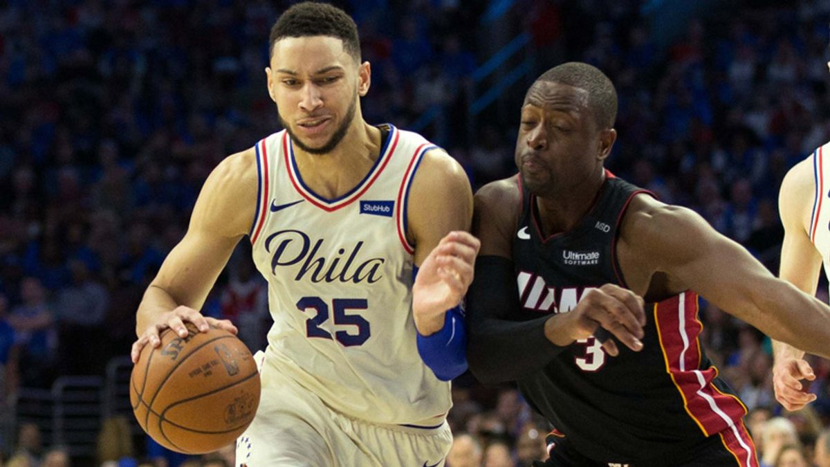 Wake and Rake: Sharps and Public on Opposite Sides of Heat-76ers article feature image
