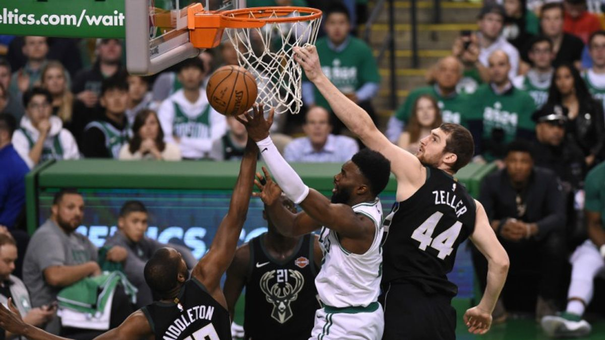 Wake and Rake: Celtics-Bucks Attracting One-Sided Professional Action article feature image