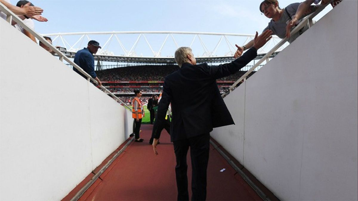 Europa League: Will Atletico Madrid Spoil Arsene Wenger's Farewell Tour? article feature image