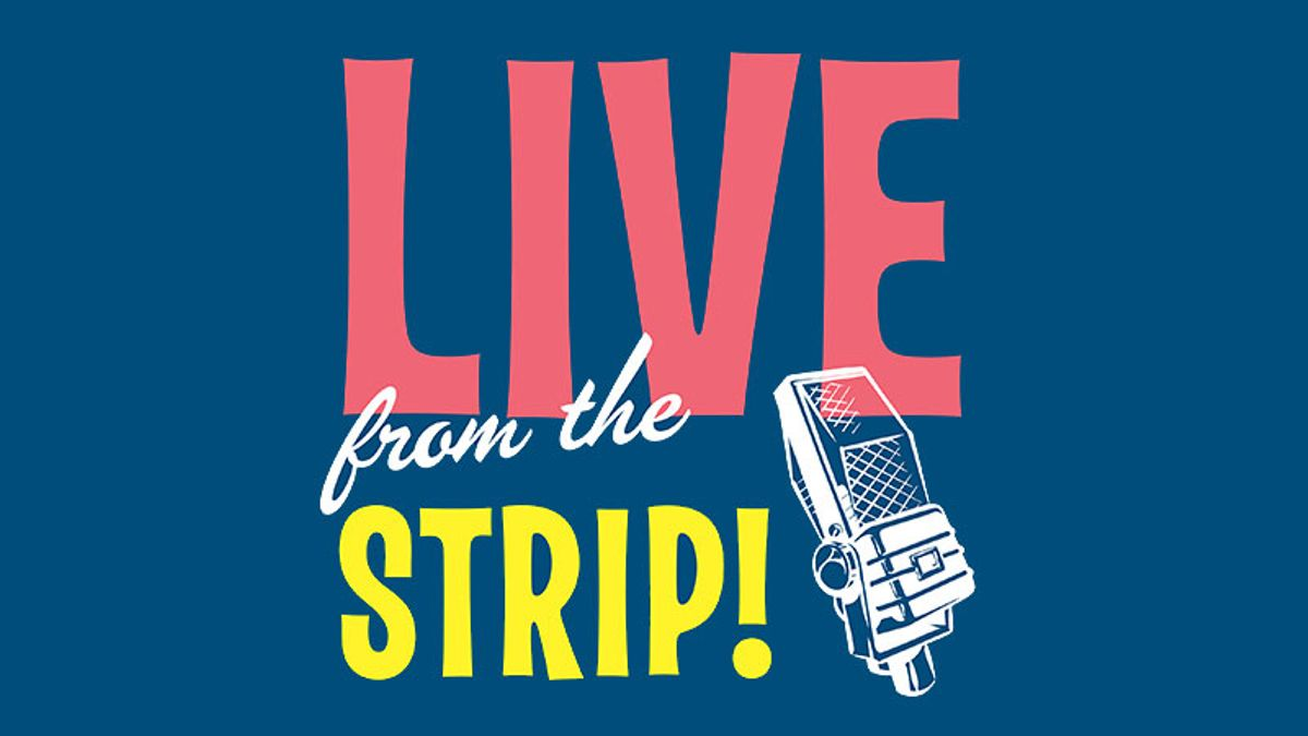 Live from the Strip, Episode 3 – Inferno, A Golden Knights Farewell, Belmont Stakes, and More article feature image