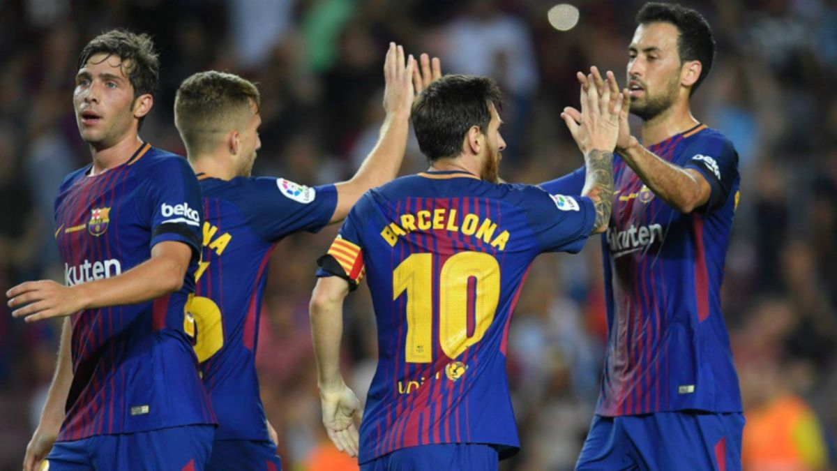 Barcelona Favorites to Repeat as La Liga Champions in 2018-19 article feature image