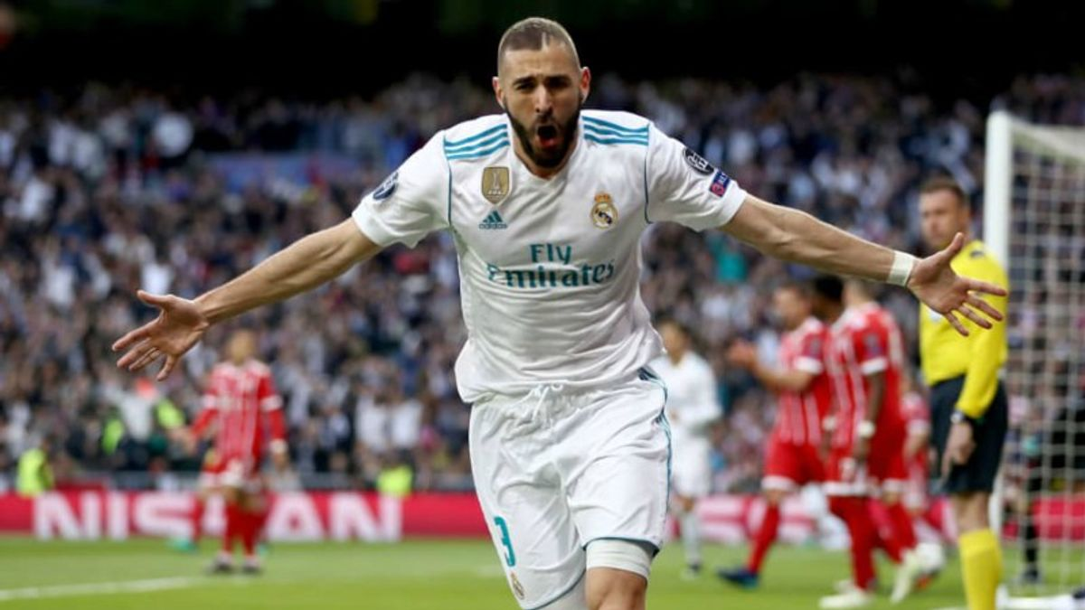 Real Madrid Favorites Over Liverpool in the Champions League Final article feature image
