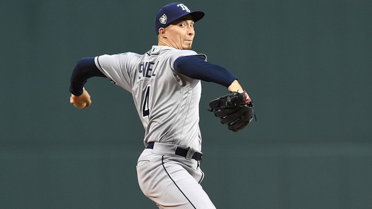 Wednesday's MLB Over/Under: Another Low-Scoring Rays-Tigers Affair? article feature image