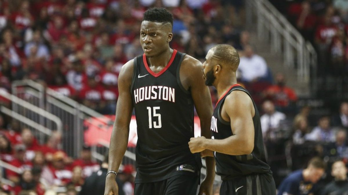NBA Round 2 Lessons: The Rockets' Defense Is a Weapon article feature image