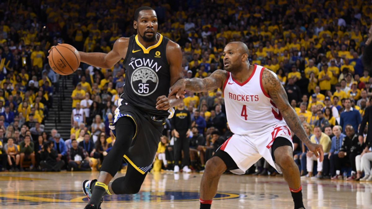 Mears: The Warriors Should Play the Rockets' Own Game article feature image