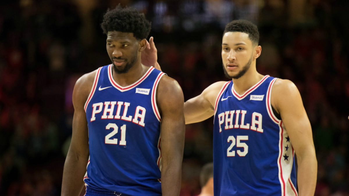 What the Terrifying 76ers Can Learn From Failed NBA Dynasties of Yesteryear article feature image