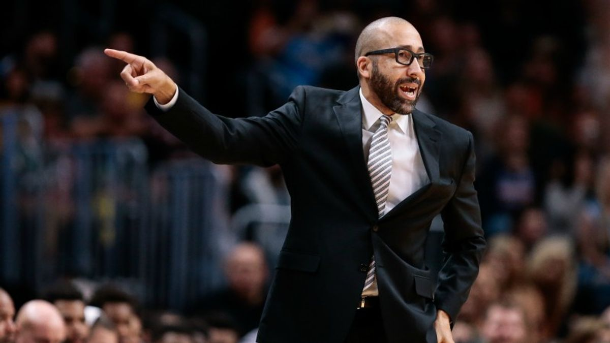 Moore: David Fizdale Doesn't Move the Knicks' Betting Market Needle article feature image