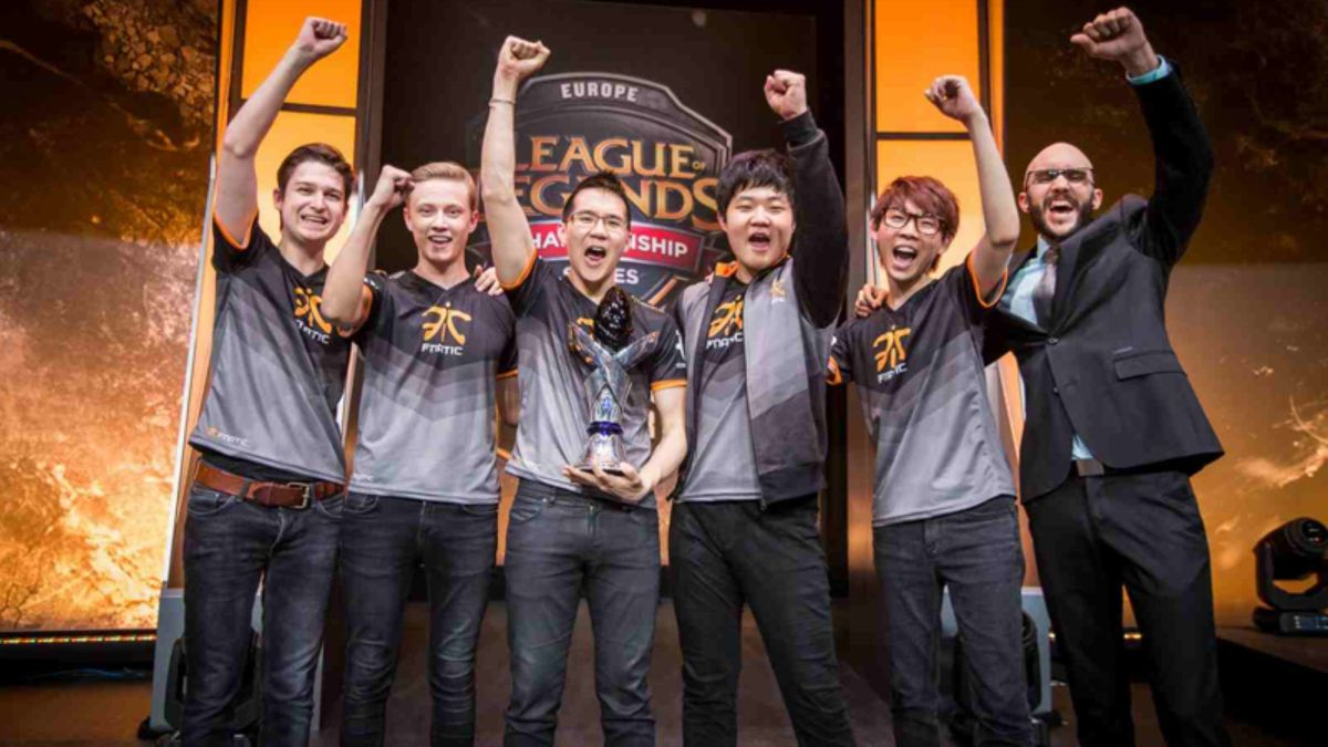 League of Legends (5/11-5/20): Fnatic Is a Sharp Bet and DFS Play article feature image