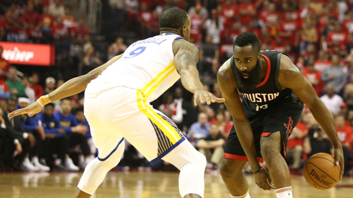 Mears: Why Iguodala's Absence Matters in Game 4 article feature image