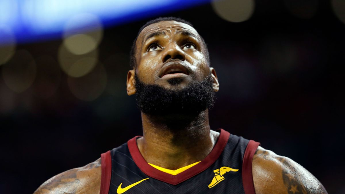 Game 6 Trends: LeBron Typically Covers in Elimination Games article feature image