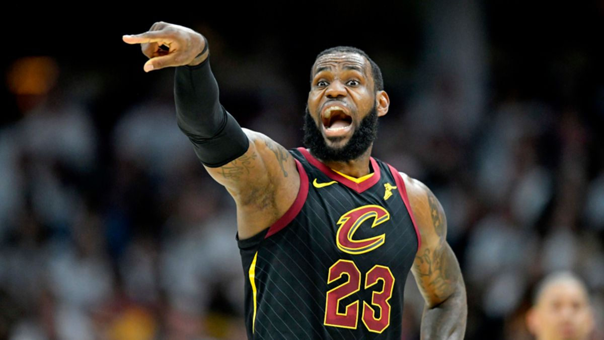 Game 7 Notes: History Points Toward LeBron article feature image