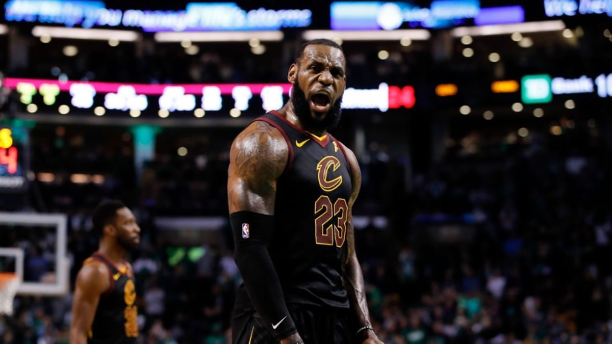 Should Golden State Bettors Be Wary of Rested LeBron in Game 1? article feature image