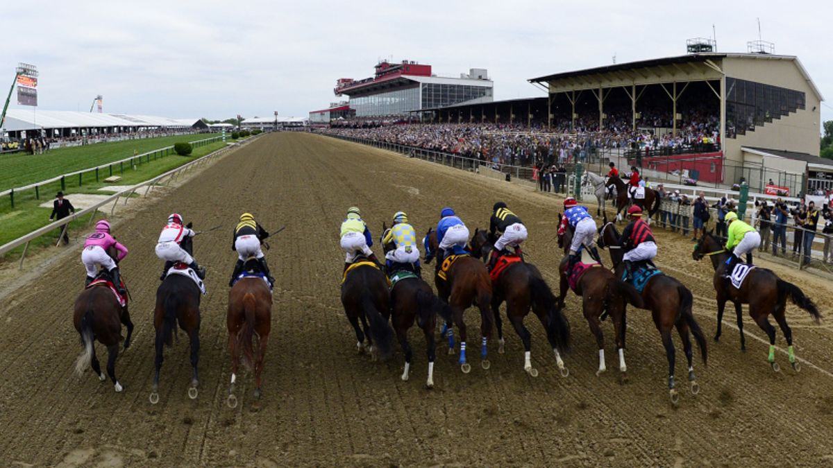 Is Justify the Sharp Play in the Preakness Stakes? article feature image