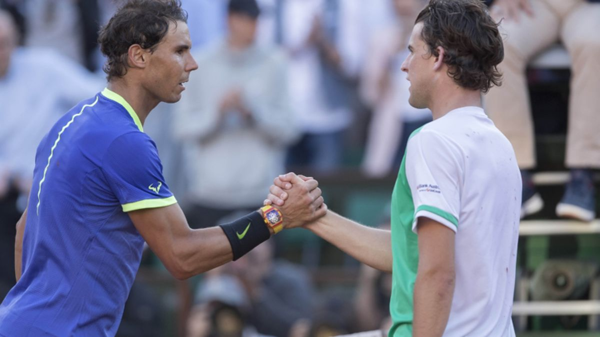 Friday's ATP Hitter: Can Thiem End Nadal's Historic Streak? article feature image