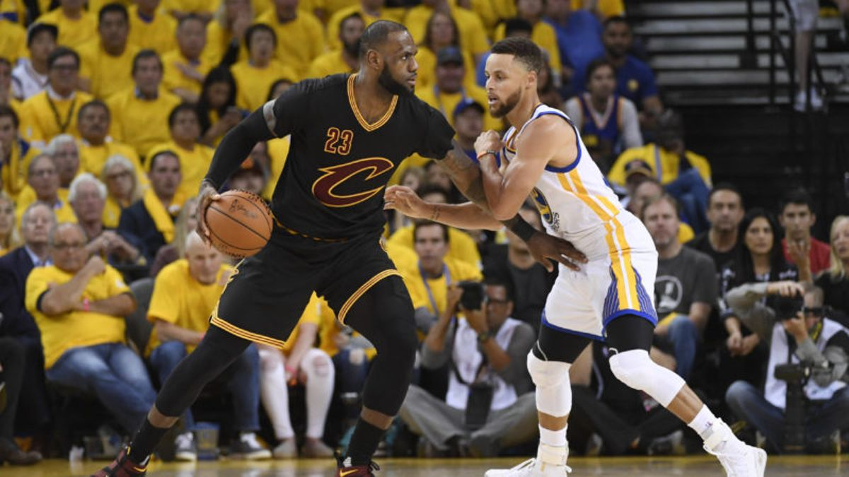 Can the Cavaliers Make Betting History By Upsetting the Warriors? article feature image