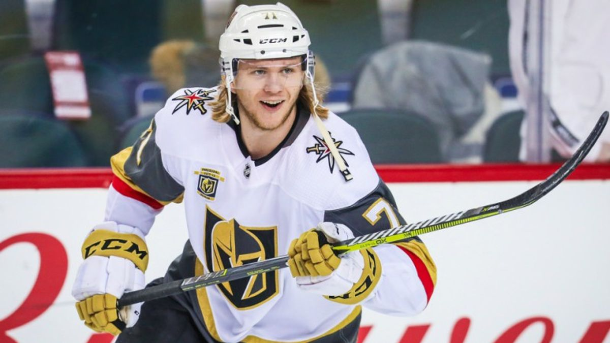 Top NHL Prop Bets for Friday: Karlsson Over/Under 3.0 Total Shots on Goal? article feature image