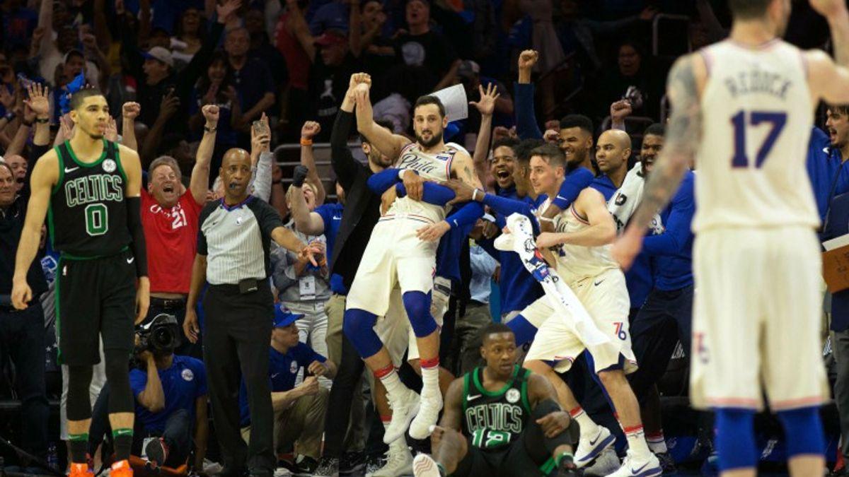 Celtics-76ers Under Bettors Avoid Overtime Moose article feature image
