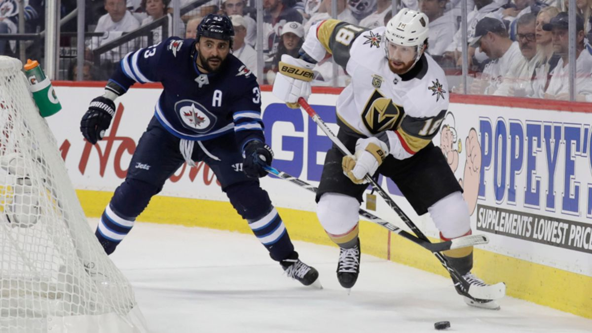 Top NHL Prop Bets for Monday: Neal Over/Under 3.0 Total Shots on Goal? article feature image