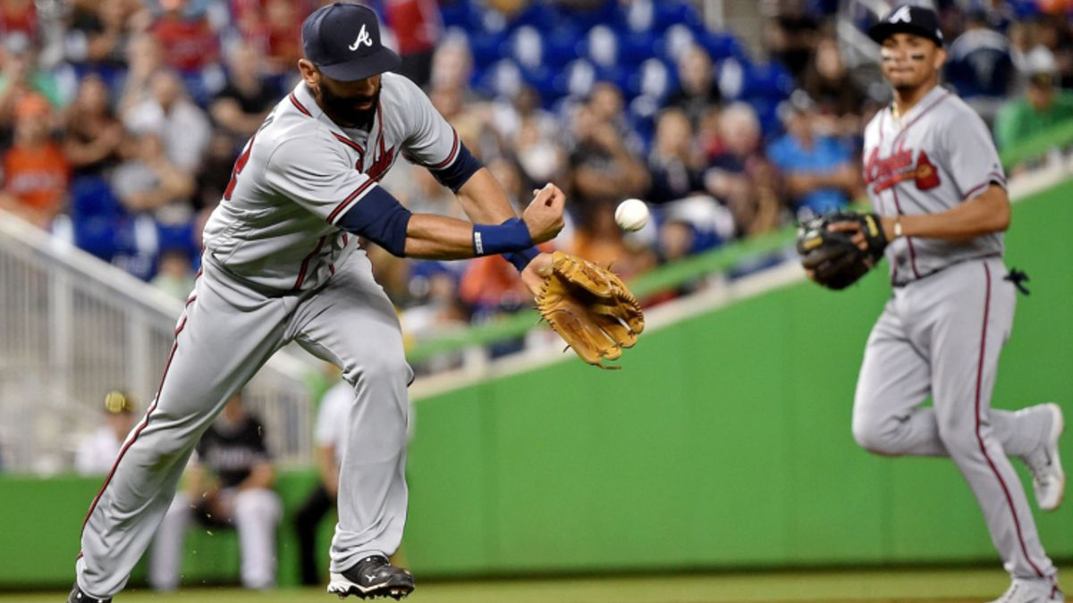 Night Sweats: Bautista's Case of The Yips Ruins Braves' First 5 Tickets article feature image