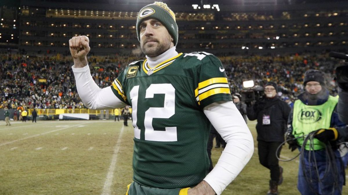 Rodgers, Brady Lead List of NFL MVP Betting Favorites article feature image