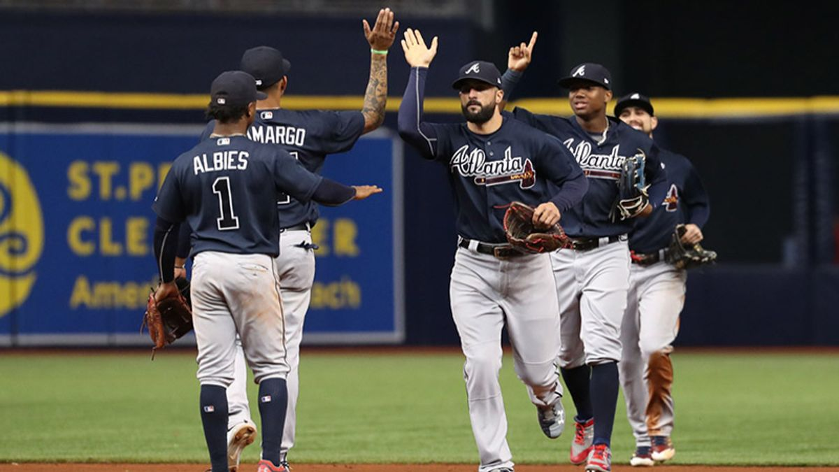 MLB Betting Notes: Break Up The Braves, Especially Against Lefties article feature image