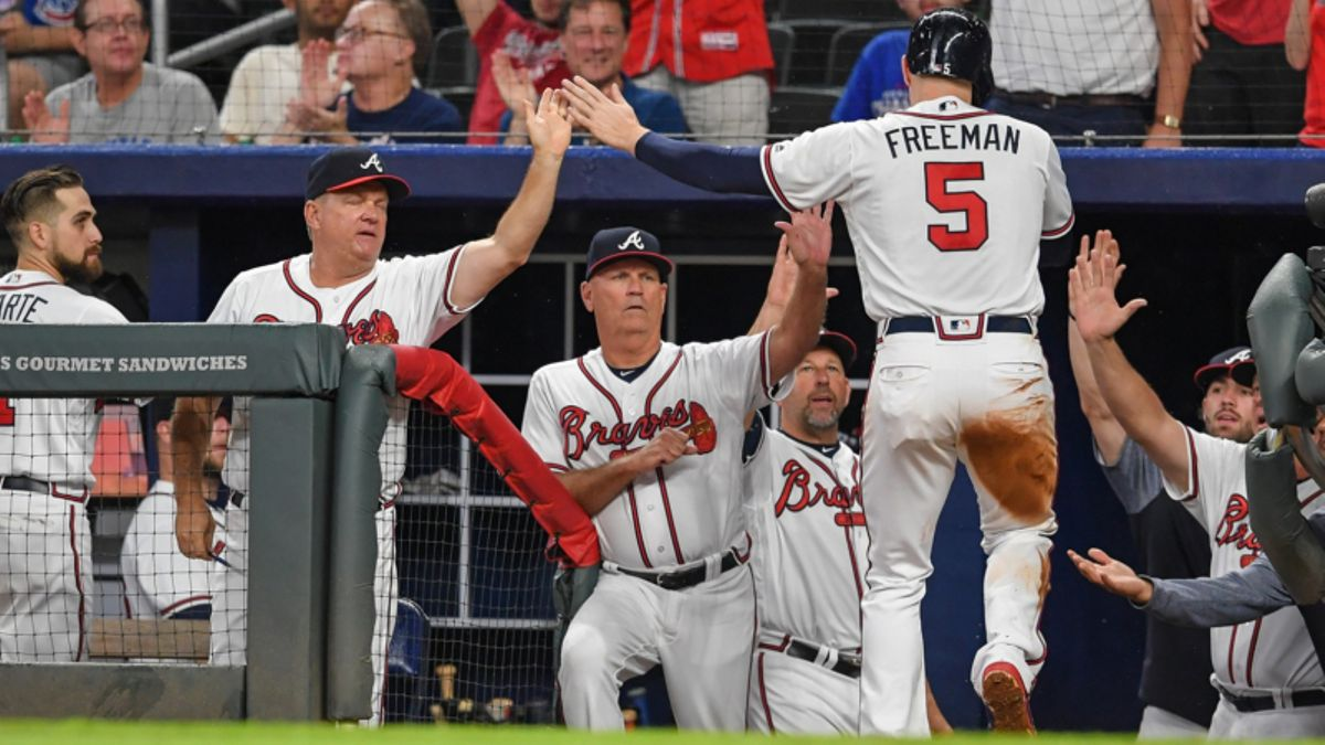 BlackJack's Plays of the Day: Why I'm Betting Braves vs. Hot Reds article feature image