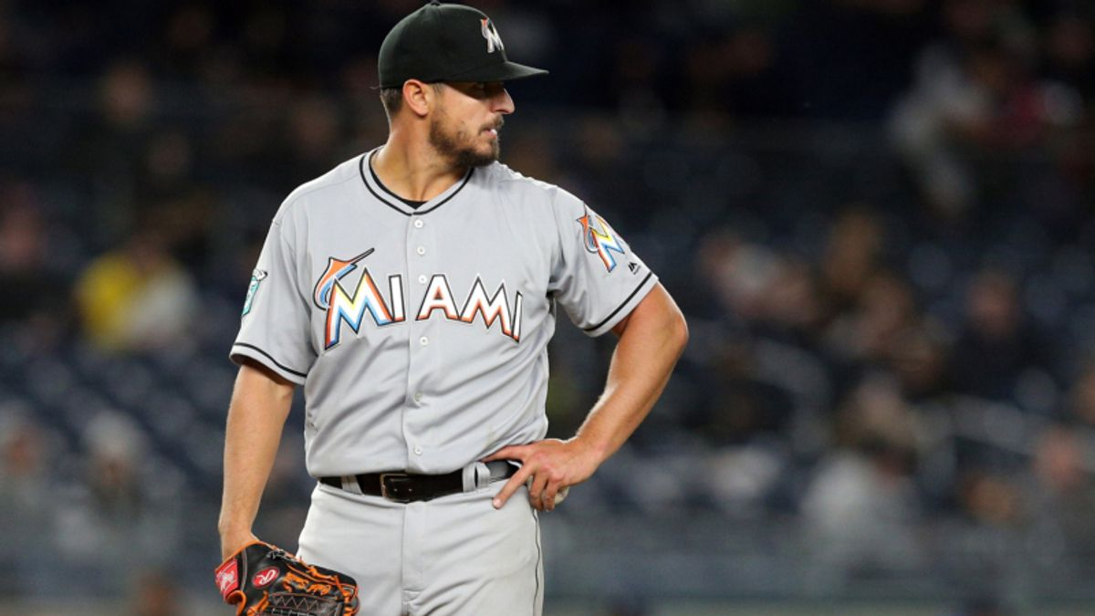 Pitching Change Sends Dodgers-Marlins Line Soaring article feature image