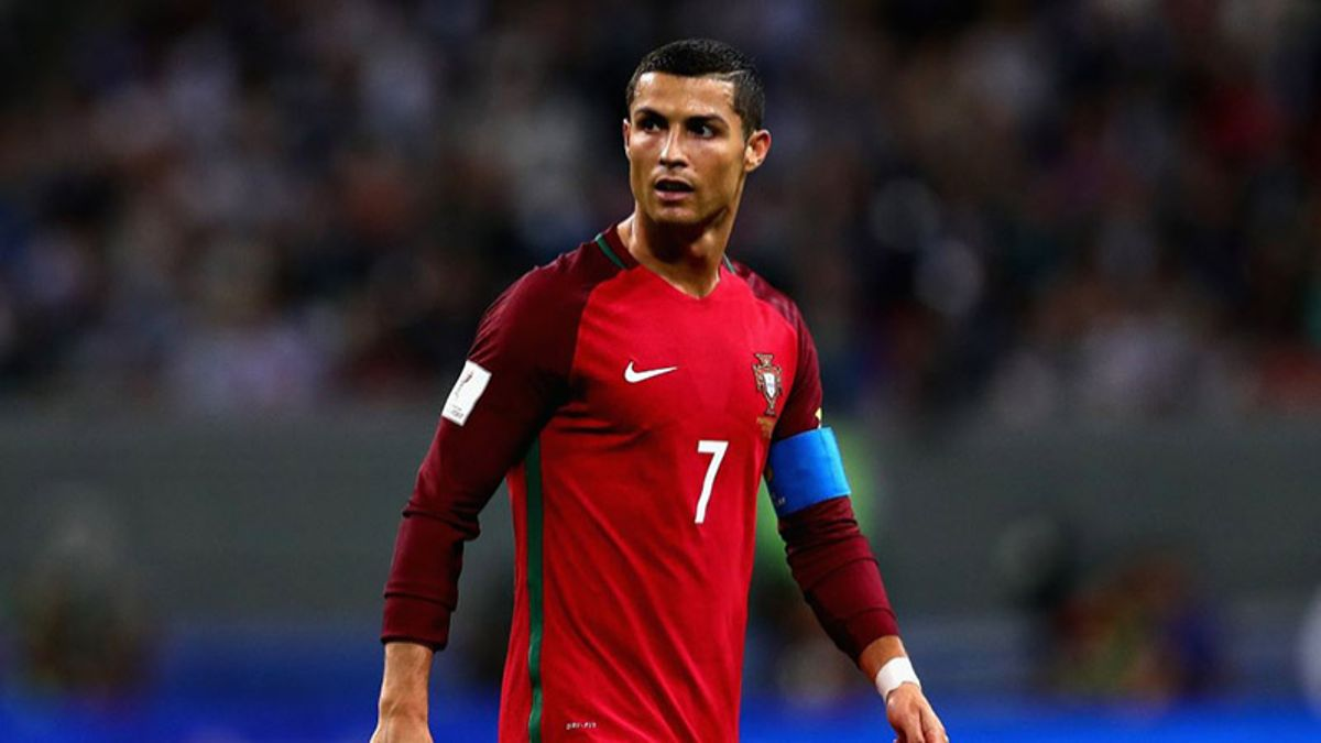 Portugal Face a Tough Road at the World Cup article feature image