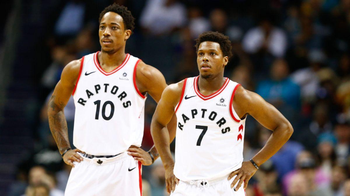 Oddsmakers Set Lines for NBA Offseason Landing Spots: George, DeRozan, More article feature image