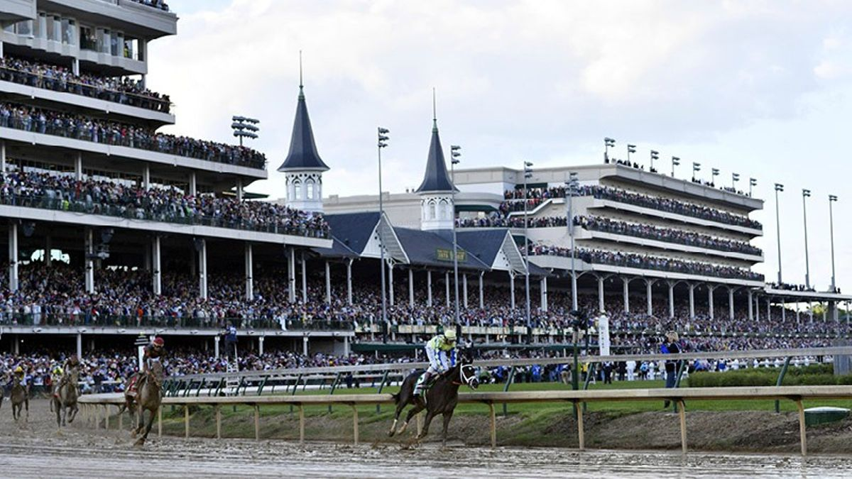 2018 Kentucky Derby Odds article feature image