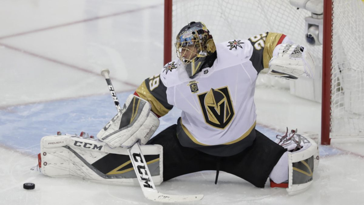 Should Bettors Buy Low on the Golden Knights in Game 2? article feature image