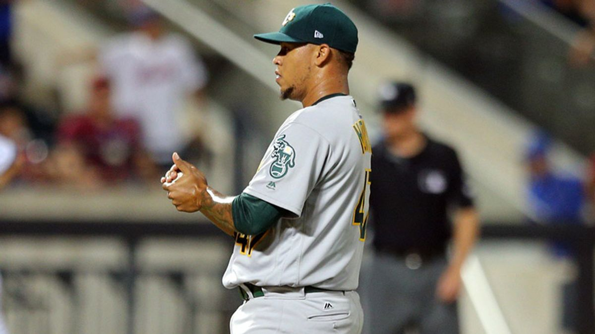 Sunday's MLB Over/Under: Welcome Back to the Majors, Frankie Montas article feature image