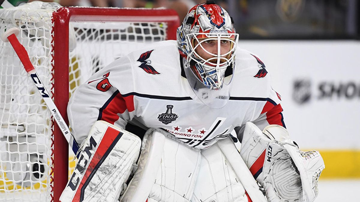 Game 2 Notes: Will Holtby and Fleury Bounce Back? article feature image