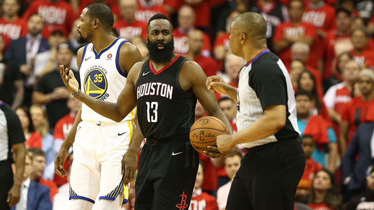 Moore: The Rockets Can't Survive Any Mistakes article feature image