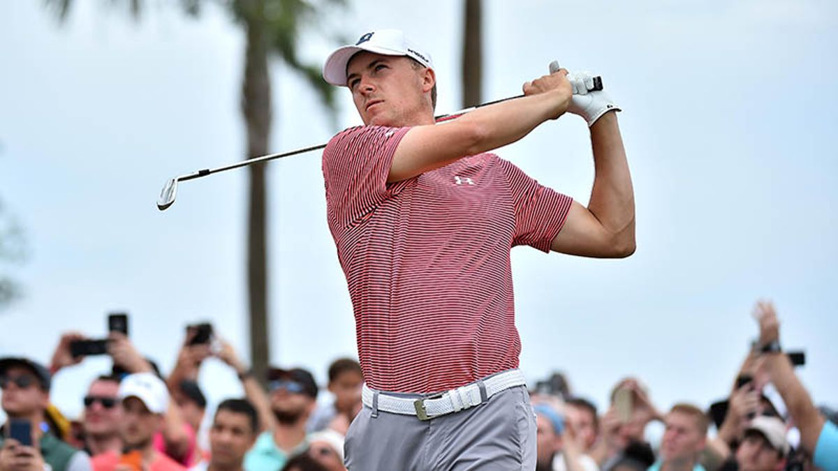 Sobel: Is Spieth a 'Trap Game' Play at the AT&T Byron Nelson? article feature image