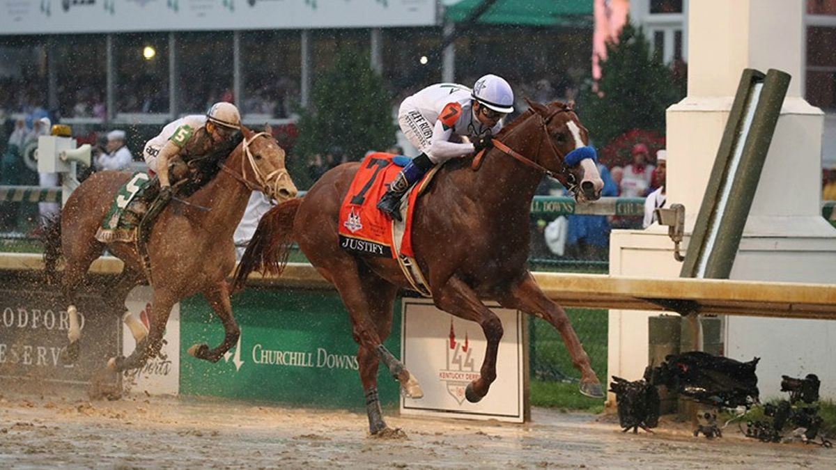 Lo Duca: Is Justify the Next Seattle Slew? article feature image