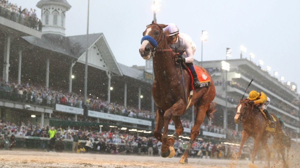 Kentucky Derby Sets Record With $227.5 Million Handle article feature image