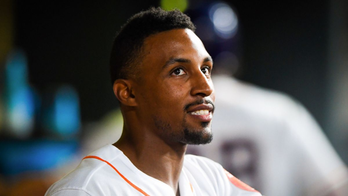 Tony Kemp's 2-Strike, 2-Out HBP Leads to Double Moose in Cleveland article feature image